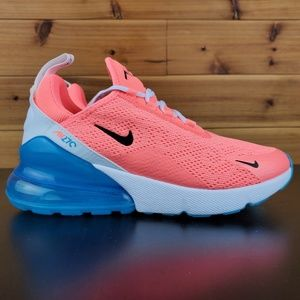 Nike Air Max 270 Women's Running Shoes Lava glow